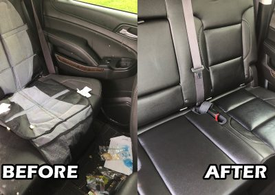 We make leather and vinyl look great again!