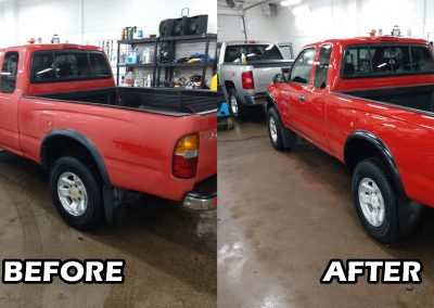 Making the old look like new!