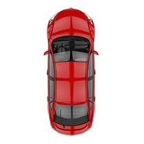 Car Guard Detail & Auto Glass Red Car Mobile