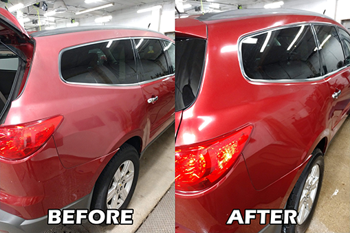 Sap removal auto detail special service